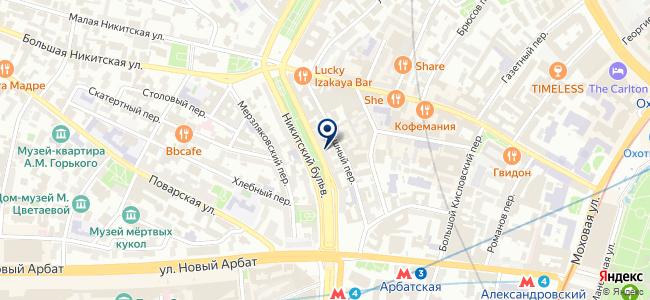 Л'ета Проджект, ООО на карте