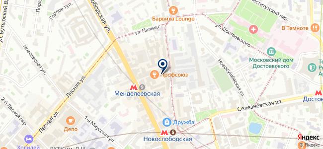 Эмед, ООО на карте