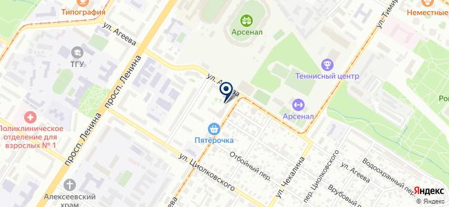 АТВ.Технологии безопасности на карте