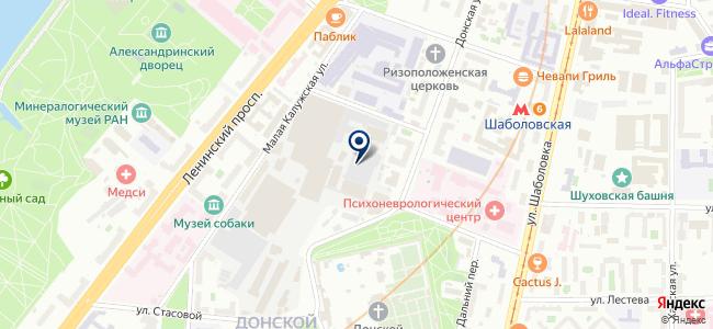 Трансконвертер на карте
