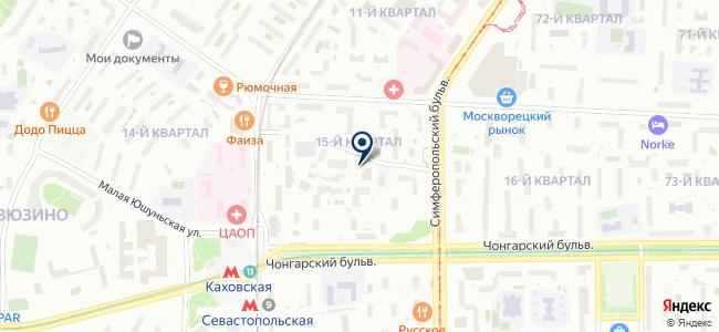 МаршалКар на карте