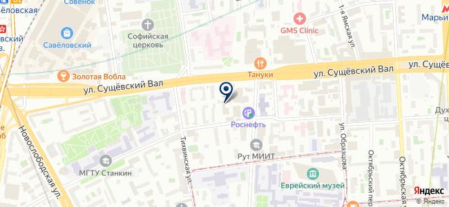 ТрансСтройИнжиниринг, ООО на карте