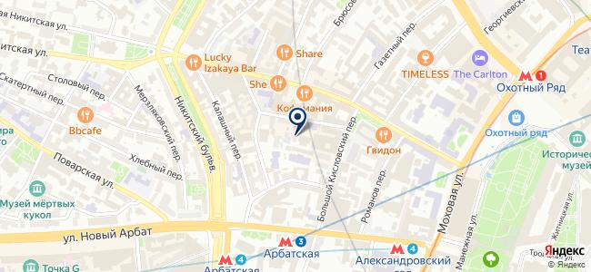 МСКЭНЕРДЖИ, ООО на карте