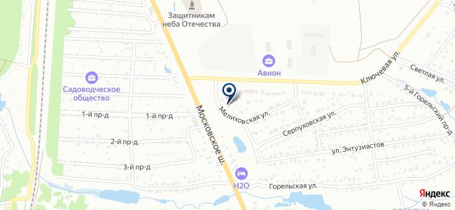Связьстрой Инжиниринг, ООО на карте