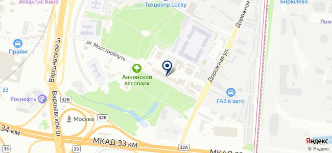 ГринЭнергоСнаб на карте