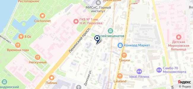 Стройальянс, ООО на карте