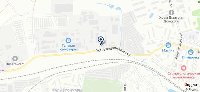 ТЭМЗ, ООО на карте