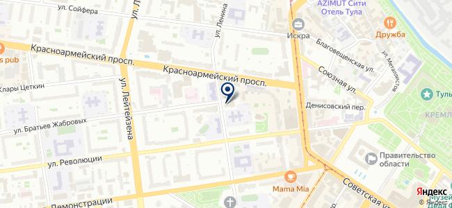 Лайтсервис, ООО на карте