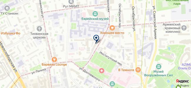 Интер Коннект Групп, ООО на карте