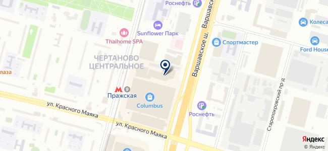 Тактика, ООО на карте