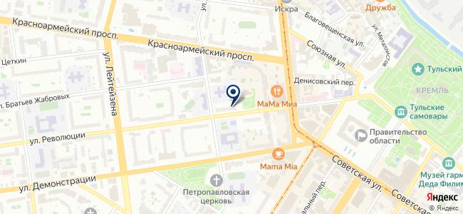 ЭМКО, ООО на карте