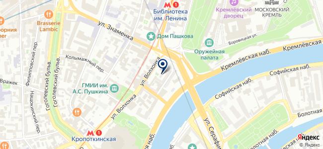 Центр Технического Света на карте