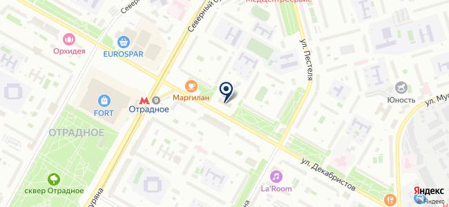 РусГард, ЗАО на карте