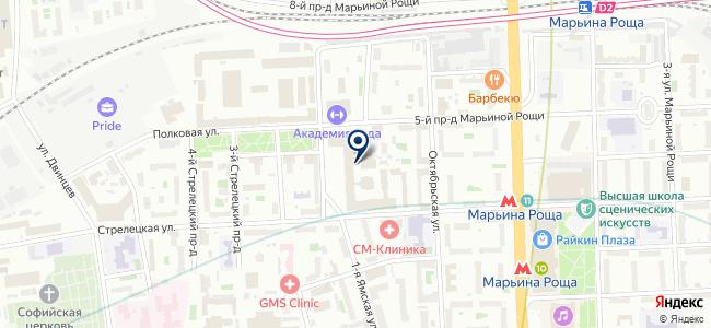 Энерголаб, ООО на карте