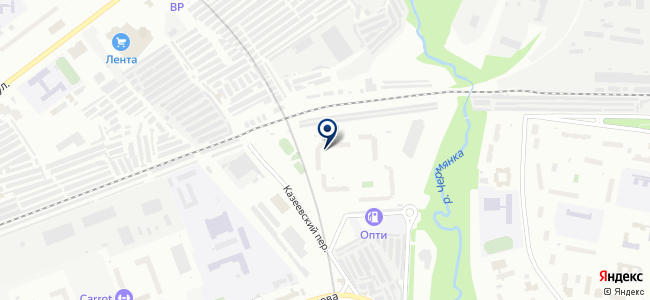 Центр Цифровых Коммуникаций на карте
