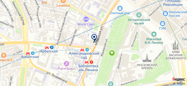 МСД Сервис, ООО на карте