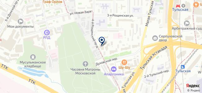 Мобилайт-Проект на карте