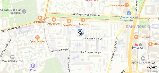 Пром Прибор Системс, ООО на карте