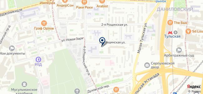 Клевер Электроникс на карте