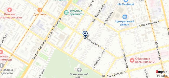 Сфера, ООО на карте