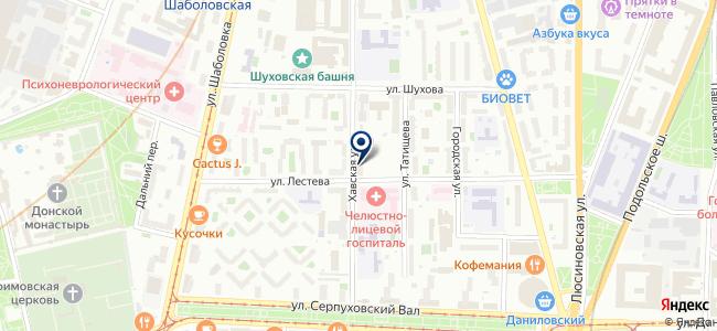 Азимут Фотоникс, ЗАО на карте