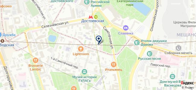 Метромонтажавтоматика на карте