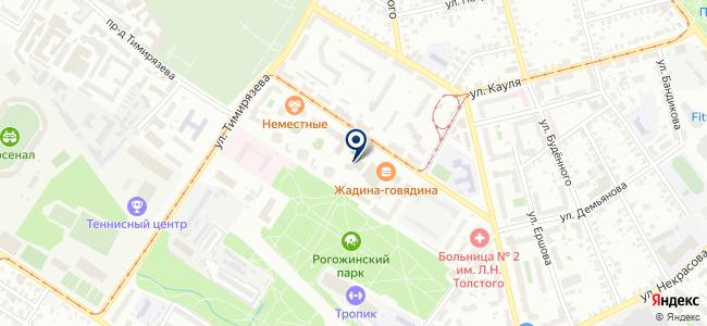 Гриф-Т, ООО на карте