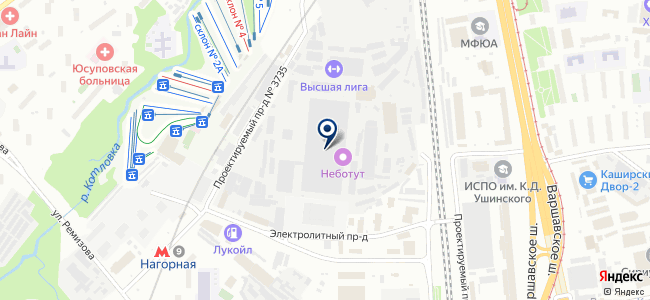 Левенгук на карте