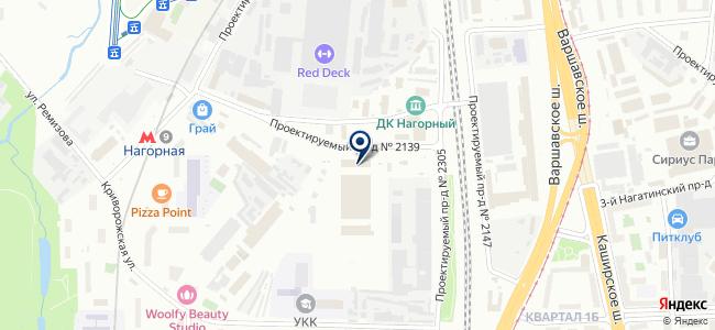 Эллайт на карте