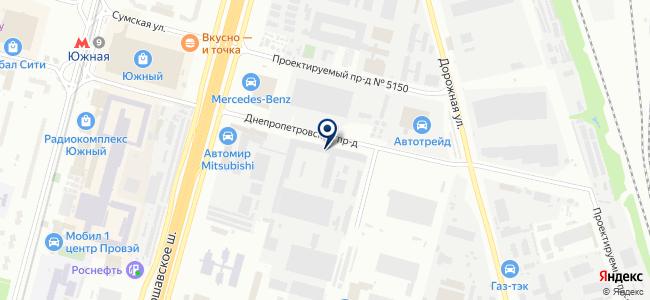 Швабе-Фотосистемы, ОАО на карте