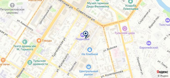 СоюзЭнергоМонтаж, ООО на карте