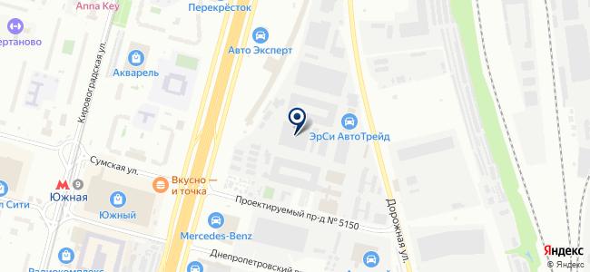 Светотехническая экономическая компания, ООО на карте