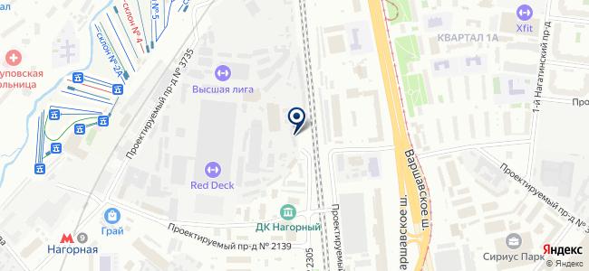 REMNEXT на карте