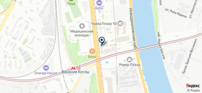АКАТЭЛ, ООО на карте