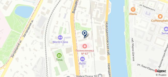 Триумф-электро на карте