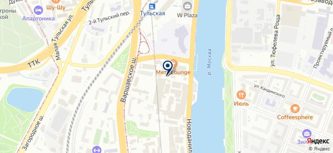 Л Кард, ООО на карте