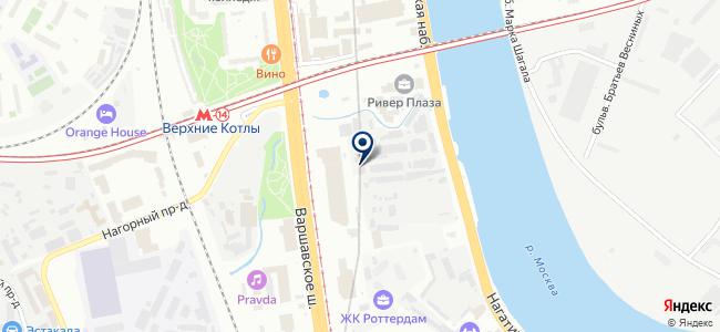 ТОРГОВАЯ КОМПАНИЯ РК, ООО на карте
