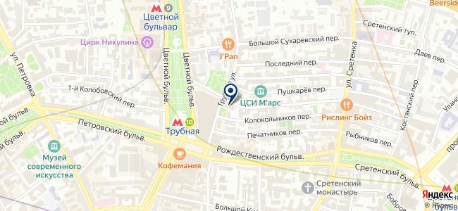 Poclain Hydraulics на карте