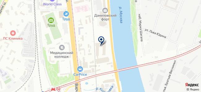 Weidmuller на карте