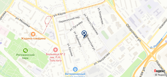Тэмп, ООО на карте