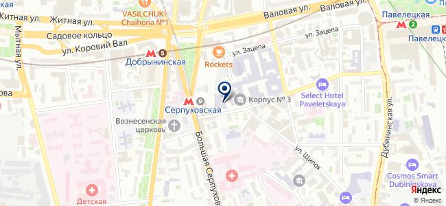 Argosy Technologies на карте