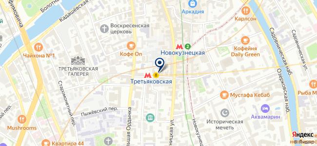 Сантехэлектро на карте