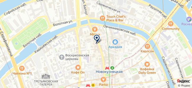Expresslight на карте