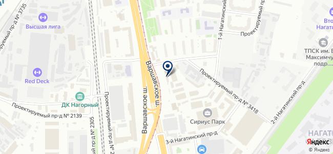 МегаСвет на карте