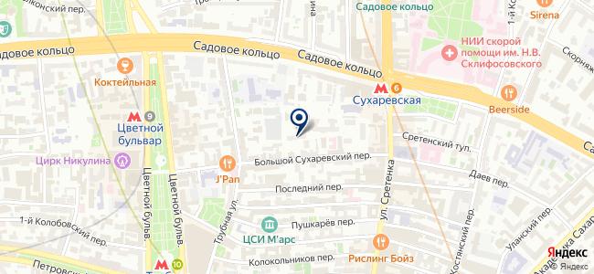 Электромонтаж, ОАО на карте