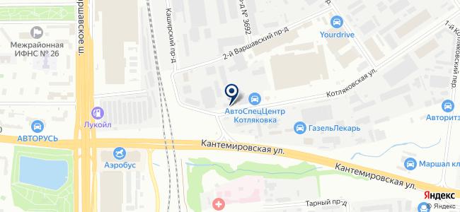 Цифровой Дракон на карте