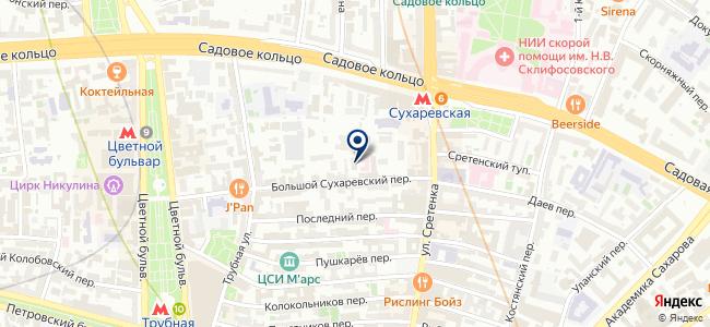 Radioscanner на карте