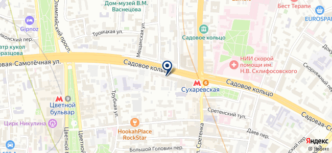 Горсвет Инжиниринг, ООО на карте