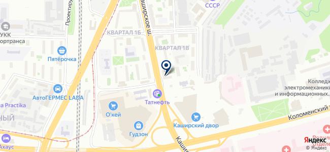 Эко-Интех на карте
