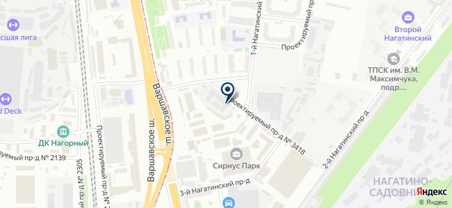 Энергетическое экспертное бюро, ООО на карте
